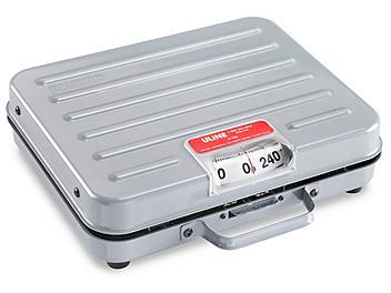 Uline Utility Scale - 250 lbs x 1 lb H-104
