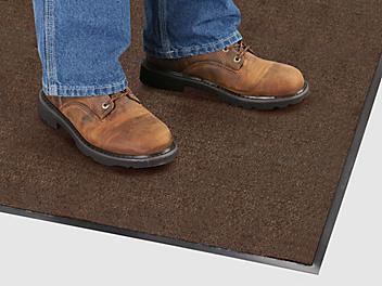 Standard Carpet Mat - 4 x 6', Brown H-114BR