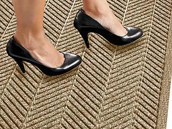 Waterhog™ Elite Carpet Mat - 3 x 5', Brown H-3151BR