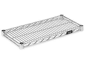 """Additional Wire Shelves - 24 x 12"""""""