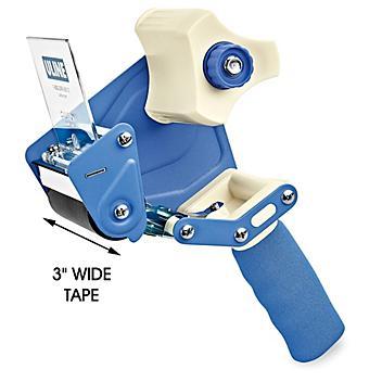 "Uline Comfort Grip Tape Dispenser - 3"" H-325"