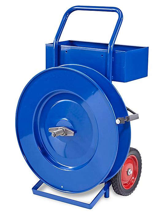 Uline Industrial Strapping Cart H-39