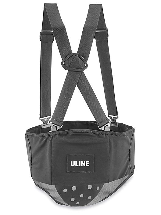 Uline Belt with Suspender and Lumbar Pad - Large H-441L