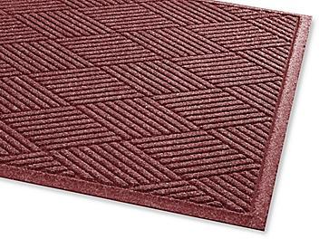 Waterhog™ Premier Carpet Mat - 3 x 10', Burgundy H-4514BU