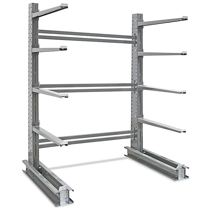 """Cantilever Rack - Single Sided, 82 x 61 x 120"""" H-4531"""