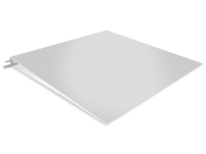 Optional Ramp for Stainless Steel Floor Scales - 4 x 4', 10,000 lbs H-4604
