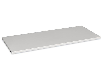 "Additional Bookcase Shelf - 35 x 14"", Light Gray H-4623GR"