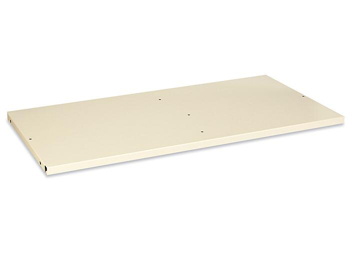 "Additional Bookcase Shelf - 36 x 18"", Tan H-4624T"