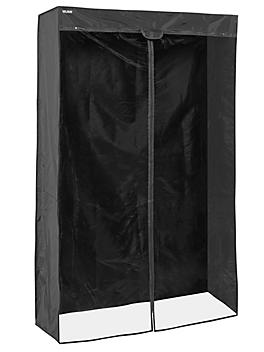 """Mobile Shelving Cover - 36 x 18 x 63"""", Deluxe H-4792DLX"""
