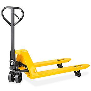 "Uline Pallet Truck - Short Fork, 42 x 27"" H-4803"