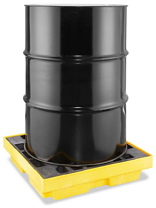 Spill Containment Workstation - 1 Drum H-4865