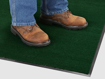 Standard Carpet Mat - 3 x 10', Forest Green H-486G
