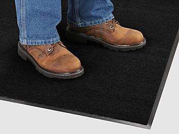 Standard Carpet Mat - 3 x 12', Black H-487BL