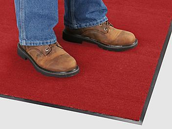 Standard Carpet Mat - 3 x 12', Red H-487R