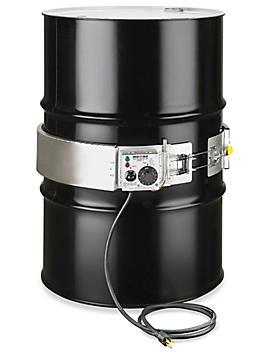 Drum Heater - Heavy Duty, Steel, 16 - 121°C H-4931