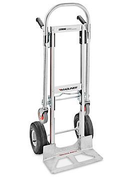 Magliner® Convertible Jr. Aluminum Hand Truck - Pneumatic Wheels H-4938