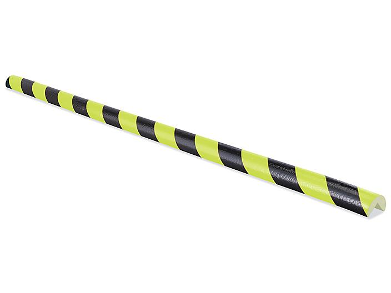 Foam Bumper Guard - Type A, Corner Guard, Lime/Black H-4951LIME