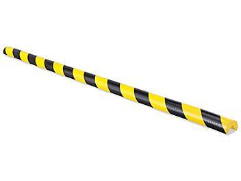 Foam Bumper Guard - Type A, Corner Guard, Yellow/Black H-4951Y