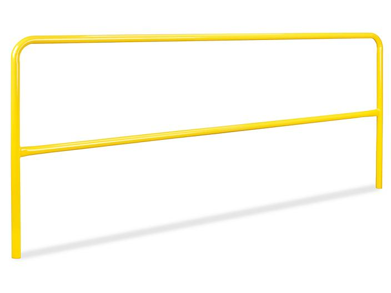Safety Railing - Steel, 8' H-4978