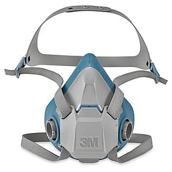 3M 6502 Half-Face Respirator - Medium H-4986