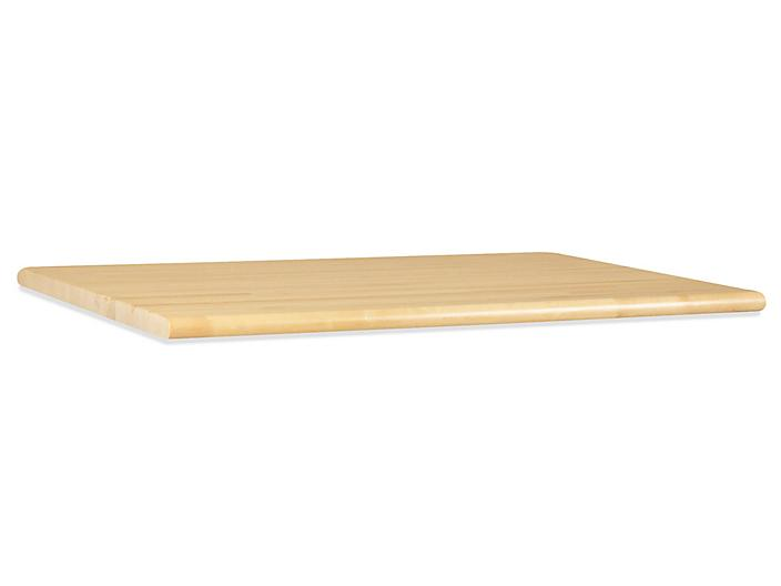 """Replacement Packing Table Top - 96 x 48"""", Maple H-4991-MAP"""