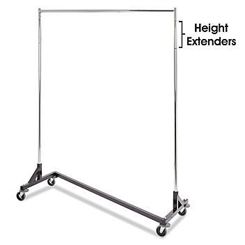 Height Extenders for Z-Rack H-5033