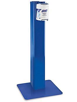 Purell® Hand Sanitizer Wipes Floor Stand H-5034