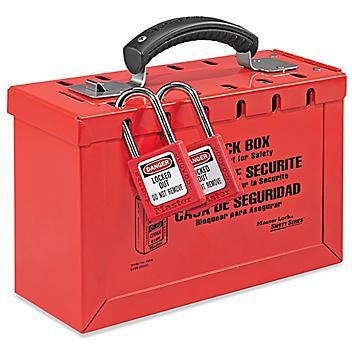 Group Lock Box H-5069