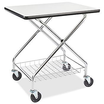 "Folding Cart - 29 x 19 x 29"" H-5070"