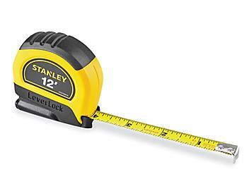 "Stanley® Leverlock® Tape Measure - 1/2"" x 12' H-513"