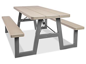 Folding Picnic Table - 6'