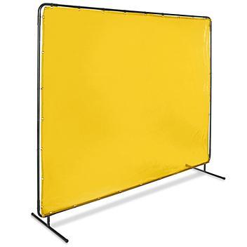 Welding Screen - 6 x 8', Yellow H-5179Y