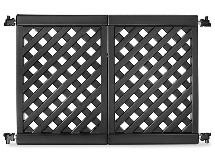 Patio Fence - 2 Panel Section H-5182