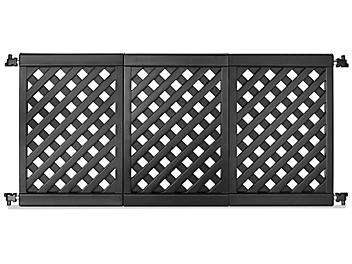 Patio Fence - 3 Panel Section H-5183
