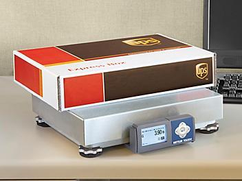 Mettler-Toledo™ BC60 Parcel Scale - 150 lbs x .05 lb H-5275