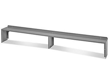 """Packing Table Top Shelf - 96"""" H-5506"""