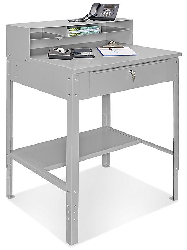 Standard Flat Top Shop Desk H-5527
