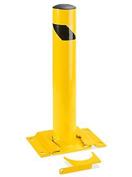 "Standard Safety Bollard - 4 1/2 x 24"", Removable H-5555R"