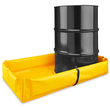"Flexible Spill Tray - Medium, 24 x 48 x 6"" H-5739"