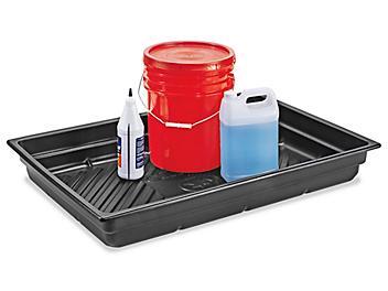 "Utility Tray - Medium, 20 Gallon, 38 x 26 x 5 1/2"" H-5741"