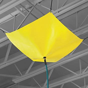 Deluxe Leak Diverter - 3 x 3', Yellow H-5743Y
