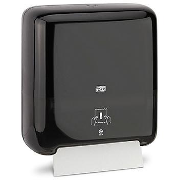 Tork® Matic® Manual Towel Dispenser - Black H-5805BL