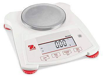 Ohaus Scout® Balance Scale - 420 grams x 0.01 gram H-5849