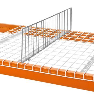 Pallet Rack Dividers - 48 x 10