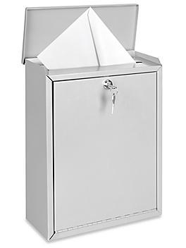 """Outdoor Standard Drop Box - 12 x 5 x 15"""" H-6078"""