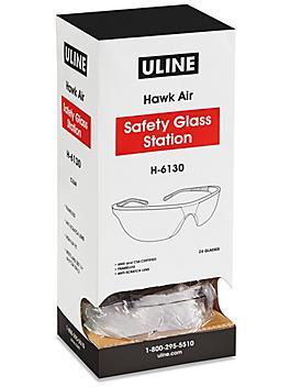 Uline Hawk Air™ Dispenser Box H-6130