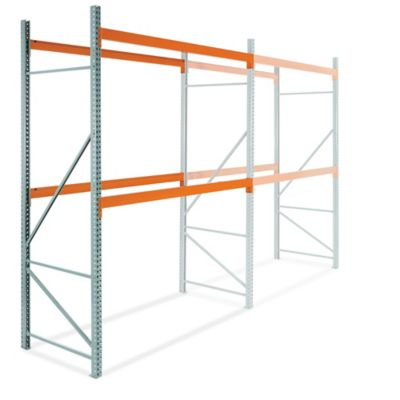 Add-On Unit for 2 Shelf Pallet Rack - 108 x 48 x 144