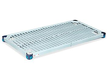 """Additional Vented Plastic Shelves - 36 x 18"""" H-6211"""