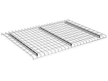 """Pallet Rack Wire Decking - 58"""" Wide, 42"""" Deep H-6233"""