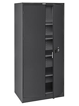 """Electronic Storage Cabinet - 36 x 24 x 78"""", Black H-6313BL"""